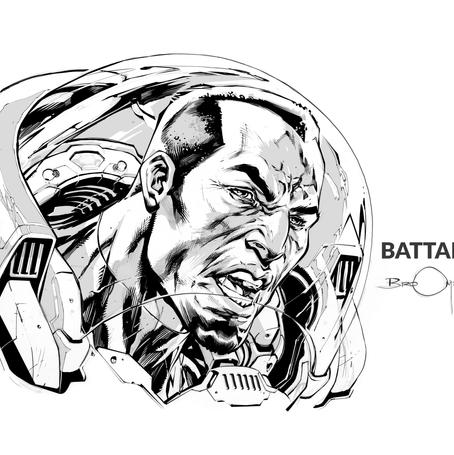 Battalion Inks