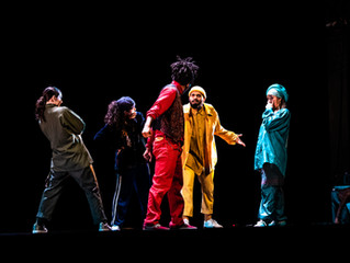 'Conversation' debut at Sony Centre