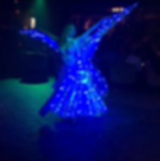 Aaliyah Zhoura - LED Show Berlin