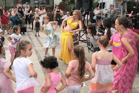 18 - Kinder Show beim Wutzky Straßenfest