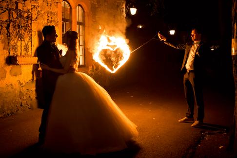 Hochzeitsfeuershow Ronneburg