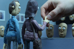 Been busy with tiny hand movements! ----------------------------------------------------_#stopmotion