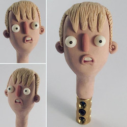 New head I made, hope people enjoy! Been fun making this character