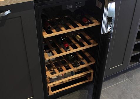 cave à vin CuiZin Cuiz'in Bordeaux Installation de Cuisine Bordeaux Cuisiniste Bordeaux Installateur de cuisines Bordeaux