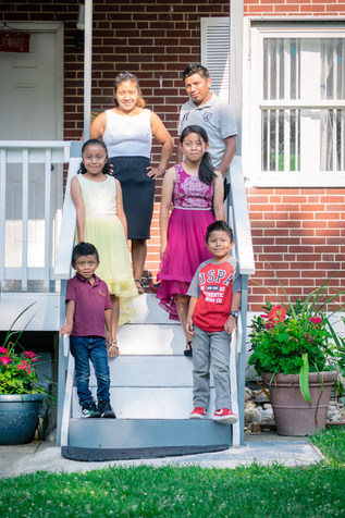 Homesteading Family