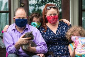 Betsey Sunderman and Family