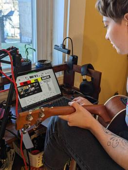 Brooks Taylor - Double Bass Teaching Artist