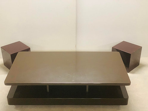 TABLE BASSE 80