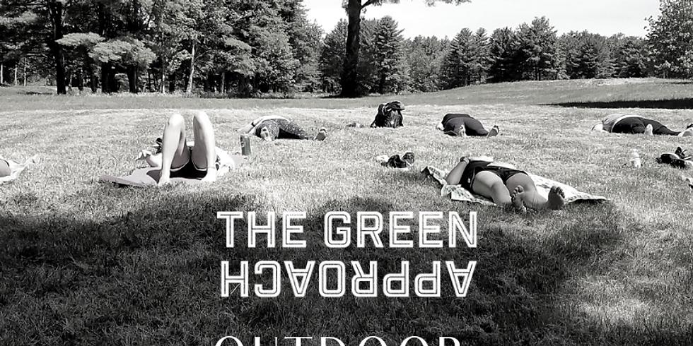 Outdoor Gentle Yoga