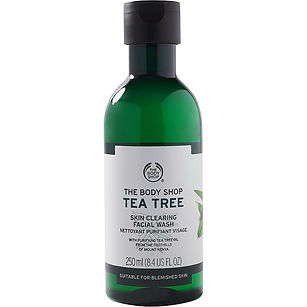 The Body Shop Tea Tree Facial Wash.jfif