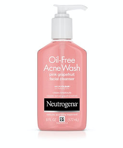 Neutrogena  Grapefruit Oil-Free Acne Was
