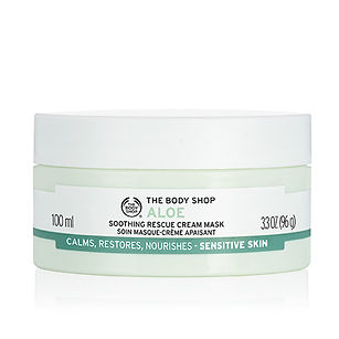 The Body Shop Soothing Rescue Cream Mask