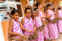 Enfants l'école Saint-Hilaire