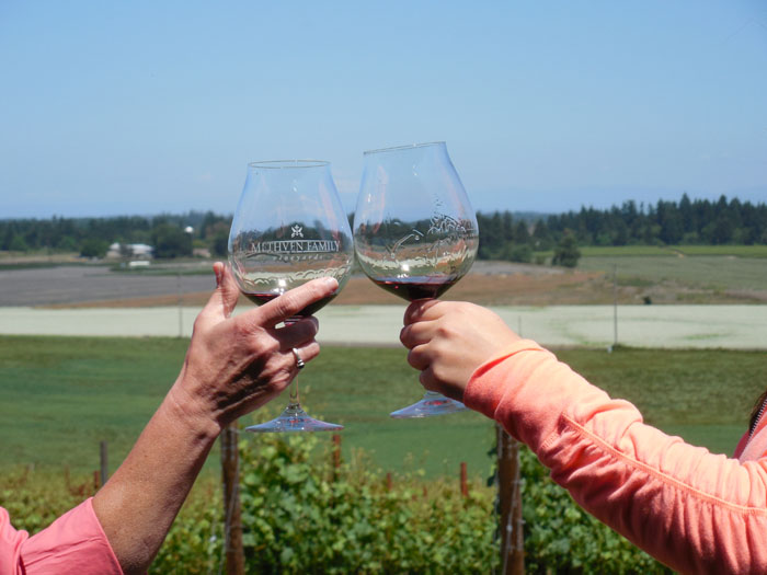 Celebrating Wine
