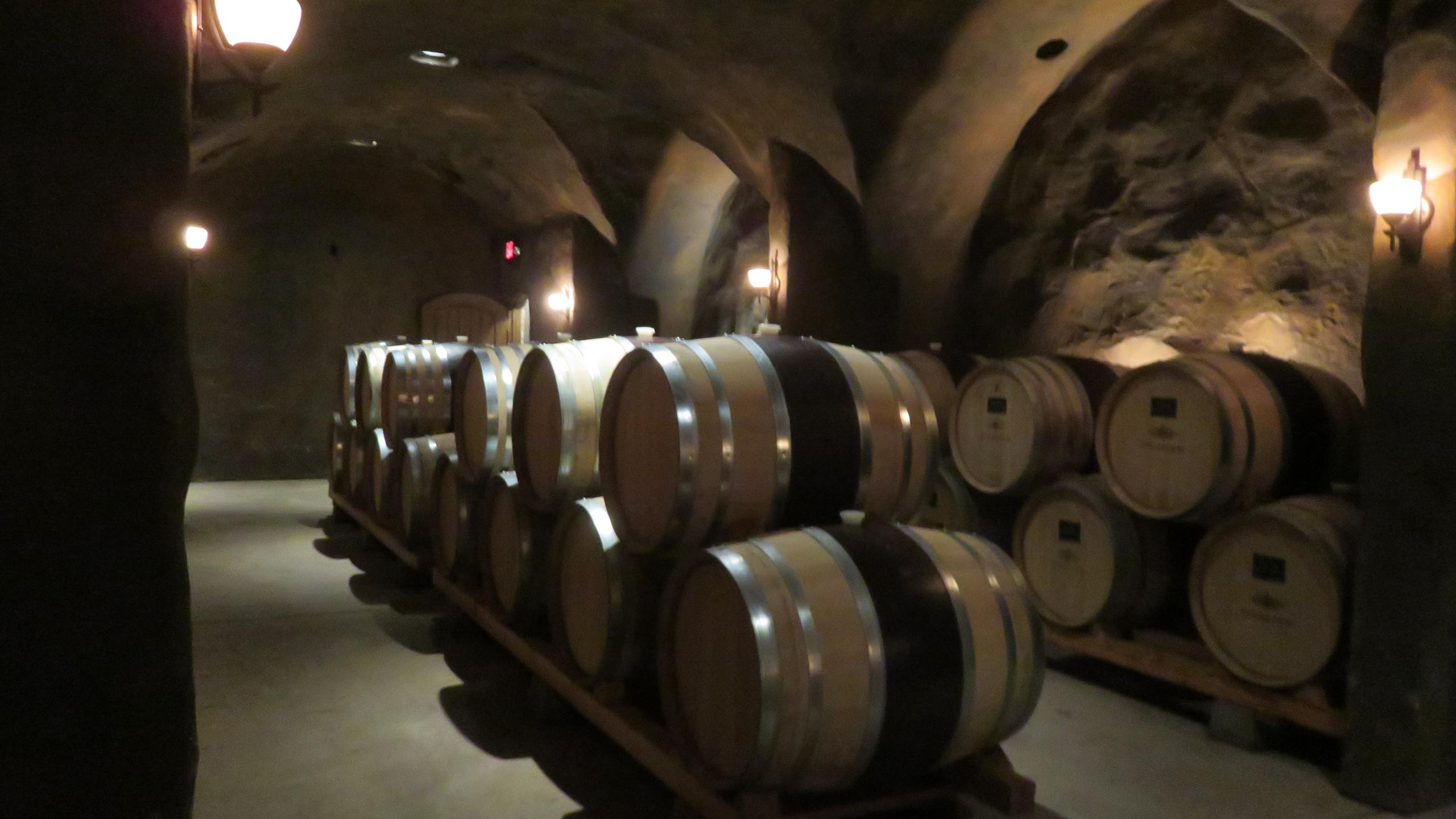 Barrel Cave