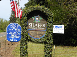 Shafer Winery - Risdall Ranch Winery