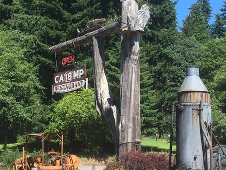 Camp 18 Restaurant & Museum