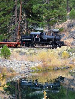 Eastern Oregon Train