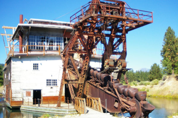 The Gold Dredge