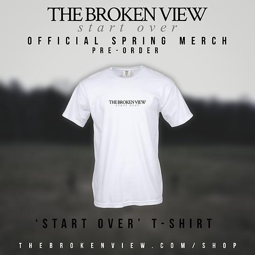 TBV 'Start Over' T-Shirt