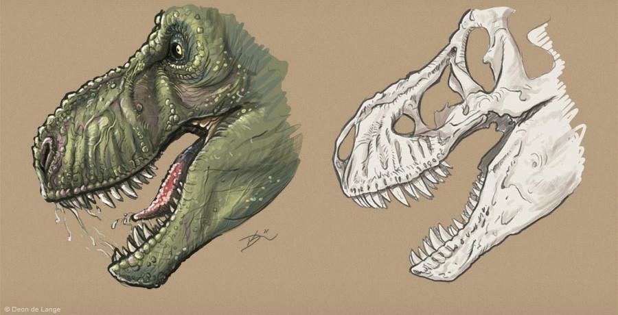 DeonDeLange_TRexDinosaur.jpg