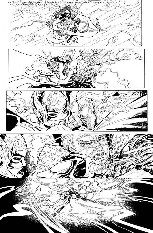 Thor Test Pages