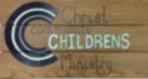 Christ Community Children's Ministry