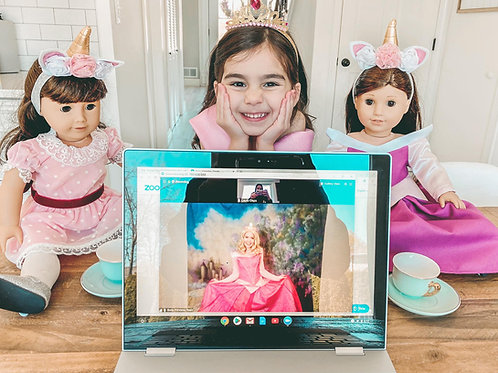 Magical Video Message