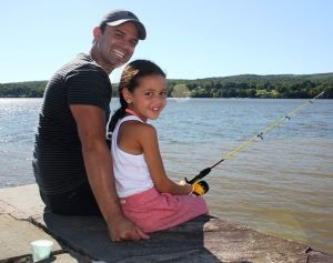 "Watch ""Connected: The Hudson River Estuary"" & Free Fishing Weekend June 27 - 28"