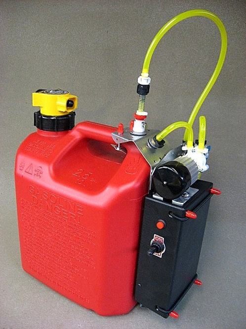 Jersey Modeler 4X Electric Gas 2.5 Gal to 5.5 Gal