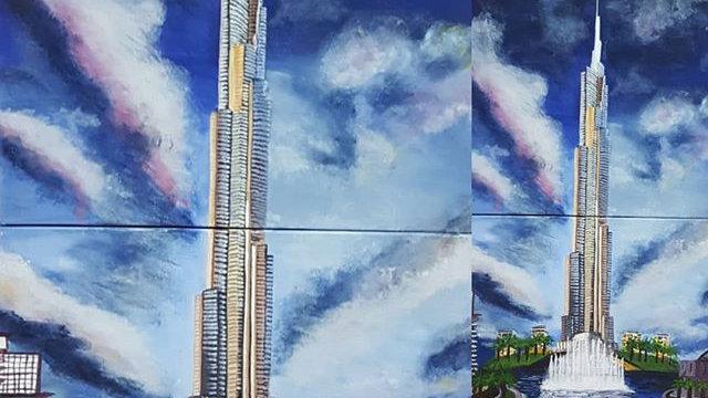 Dubaï, plus près des étoiles