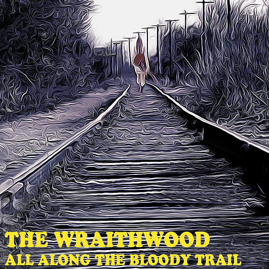 All along the bloody trail