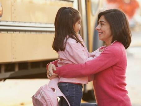 Top Ten Checklist for Back to School!