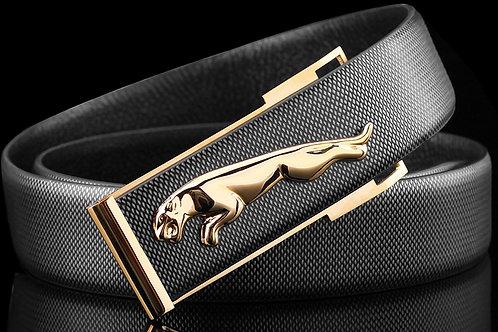 Classy Women's Belt. Pin Buckle, Real Leather Belt!