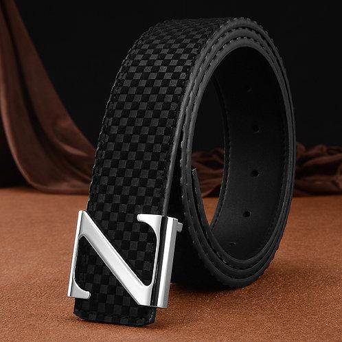 Luxury Women's Belt. Pin Buckle, Real Leather Belt!