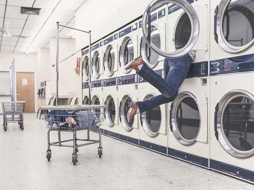 Bien laver son linge de maison