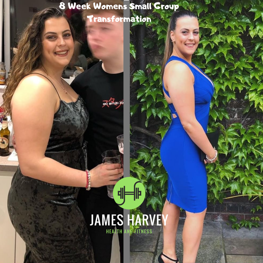8 Week Womens Small Group Transformation