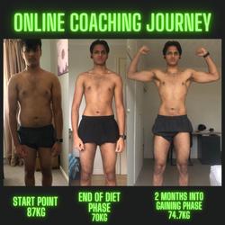 Online coaching journey