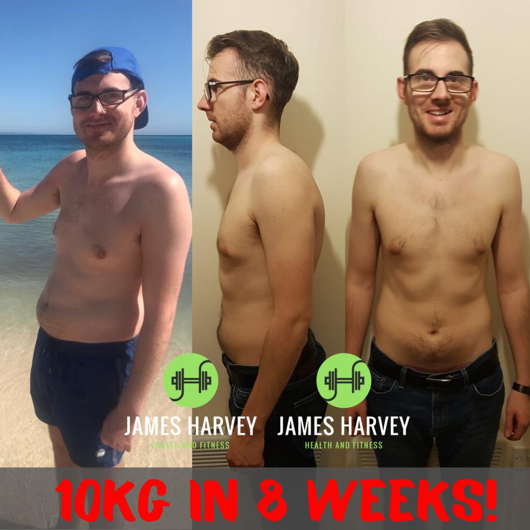 10kg in 8 Weeks