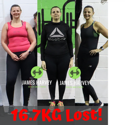 16.7KG Lost!