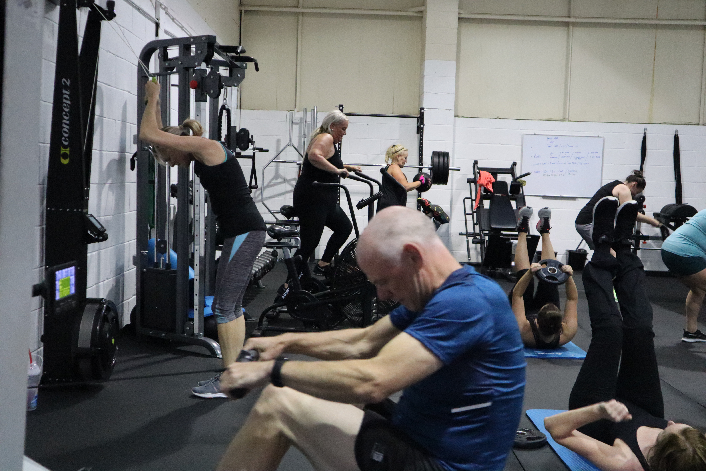 Health Fit Class Saturday 31st July 2021