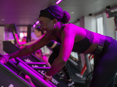 Low-impact Cardio: Jacobs Ladder