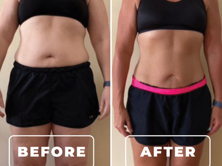 Kellie's Before and After Photo is Worth Far More Than a Thousand Words
