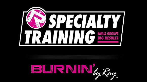 Specialty Training by Burnin' by Ray