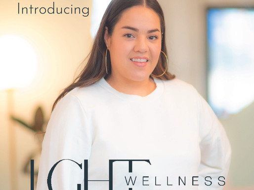 Introducing: LGHT Wellness and Creator, Lynn Gallagher
