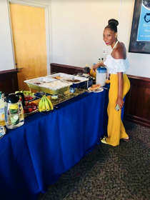 Pants and Pearls