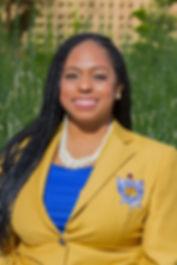 Kim Sanders, Sigma Gamma Rho, Theta Upsilon SIgma, Inglewood Alumnae