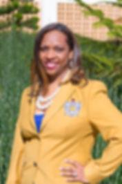 Monique Stinson, Sigma Gamma Rho, Theta Upsilon SIgma, Inglewood Alumnae
