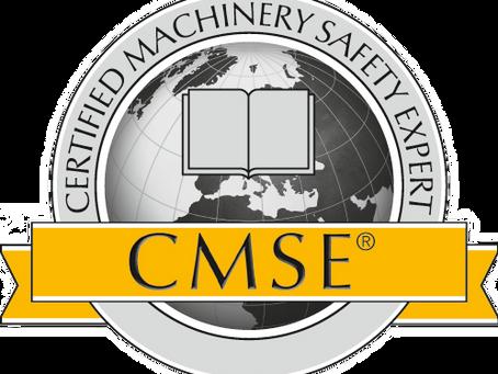 Erfolgreiche CMSE Rezertifizierung