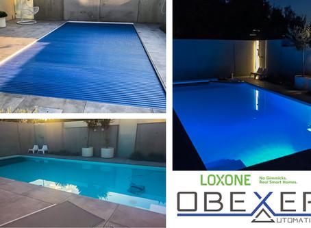 Pool-Steuerung mit LOXONE